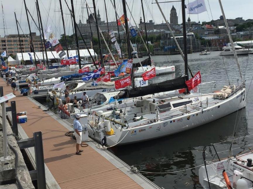 Activités - Port de Québec