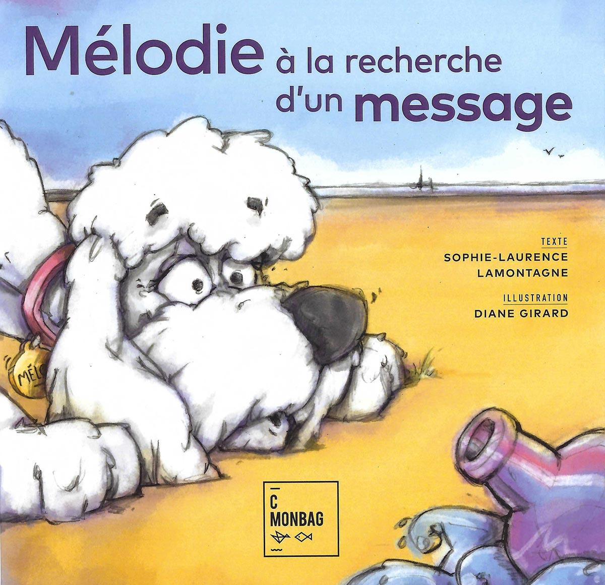Contes de Mélodie - Couverture