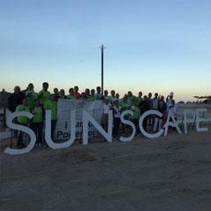 Personnel de l'Hotel Sunscape